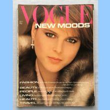 Vogue Magazine - 1980 - October 1st